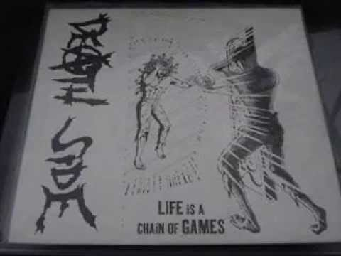 DEATH SIDE - Life Is A Chain Of Games LP