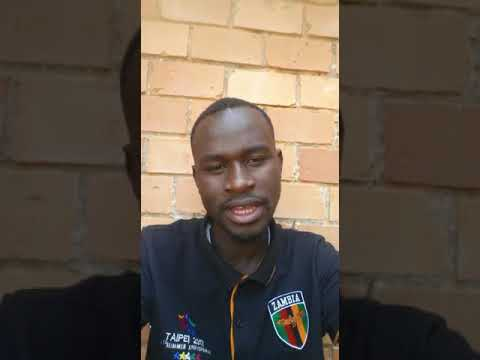 Zambian comedian ba NAPSA on hurry kalaba's korea statement