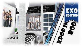 Roblox| KPOP INSPIRED ROOM - EXO EDITION| Bloxburg