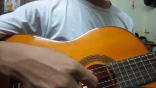 Guitar Dĩ Vãng Cuộc Tình(sáng tác Duy Mạnh) - Nguyễn Kiên Cover