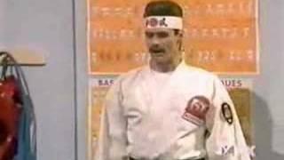 Jim Carrey Karate Self defence Instructor