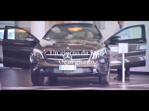 Un Giorno Da Star Con Mercedes-Benz Milano