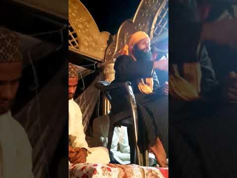 Maulana salman raza Trivediganj shoaib