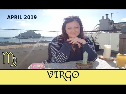 VIRGO 🌟 DON'T BE YOUR OWN ENEMY! LOVE & GENERAL TAROT READINGS 🌟 APRIL 2019 MONTHLY