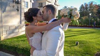 Park Chateau Same Day Edit Wedding of Alyssa & Gaetano