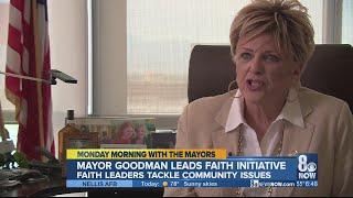An update on Mayor Goodmans faith initiative