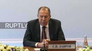 Uzbekistan  US airstrike on Shayrat reminiscent of US led Iraq invasion in 2003 – Lavrov