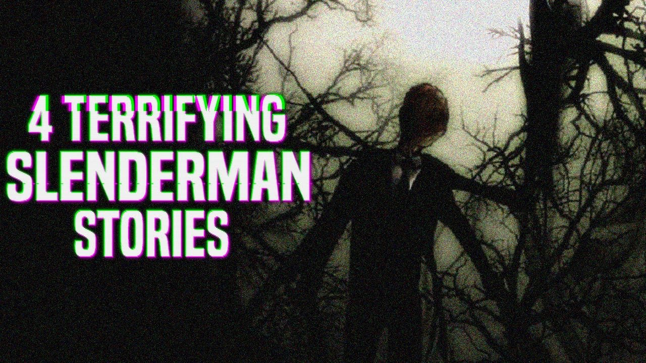 Slenderman story. How did Slenderman 68