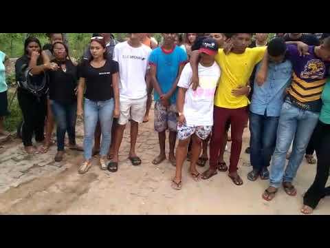 Familiares de jovem assassinato em Floriano clamam por justiça