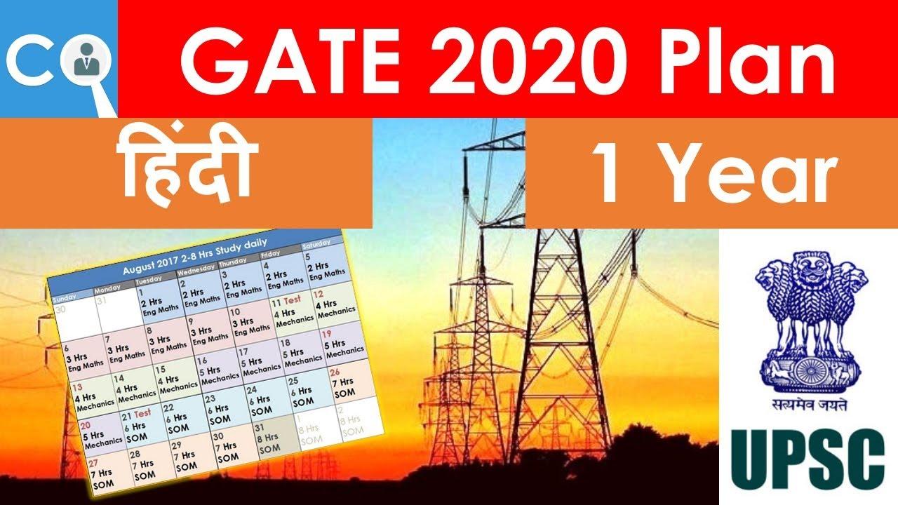 hight resolution of electrical engineering preparation plan for gate 2020 batman plan 6