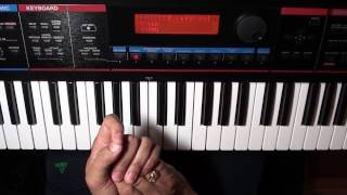 Music Fundamentals - Indian Rhythms - 5 beat cycle - Khanda Chaapu