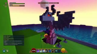 Trove Ps4 How To Get: Moonwing Dragon Mount