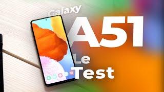 Test du Samsung Galaxy A51 : le CHAMPION de la simplicité !