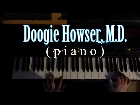 Doogie Howser Theme Piano