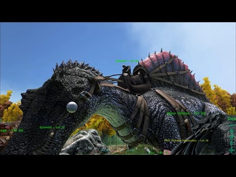 "EP29 Ark Survival Evolved ""Max and his Spino"""