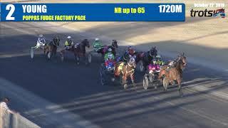 YOUNG - 22/10/2019 - Race 2 - POPPAS FUDGE FACTORY PACE
