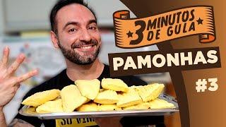 3 MINUTOS DE GULA ep #3: PAMONHAS!!!