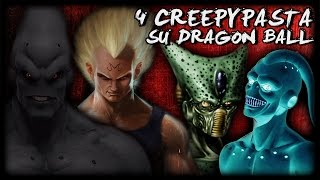 4 Creepypasta che forse non sai su DRAGON BALL