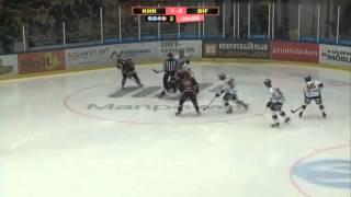HockeyAllsvenskan 2012/13 Omgång 38: Karlskrona HK - Djurgårdens IF