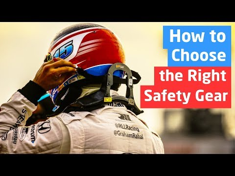 Choosing The Right Safety Gear