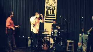 SCOTT MILLER on drums and w/ The Commonwealth 2 songs @Eddie's Attic