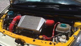 Passo Boon Turbo Gethering Motor Show K3VET Engine Swap Malaysia 2017