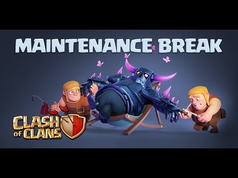 MAINTAINANCE BREAK 💥|| BUG FIXES AND MANY MORE 💪 || CLASH OF CLANS 🎯