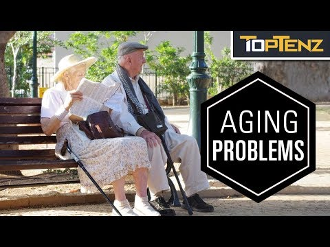 10 Problems Countries With Ageing Populations Are Facing