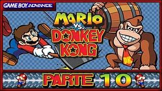 GBA l Guía l Mario Vs Donkey Kong l Parte 10 l ¡¡¡ Mundo 5 : 5 - 5 . 5 - 6 , 5 - MM y 5 - Jefe !!!