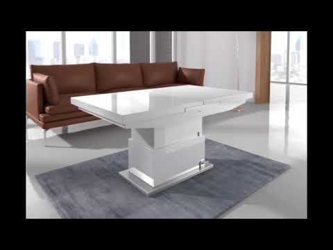 Elgin Extending Coffee Table Converts Into A Dining