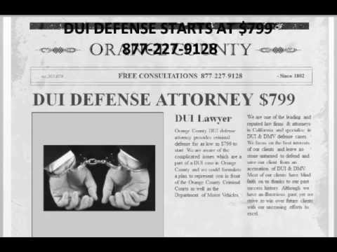 DUI Attorney Fountain Valley CA 877-227-9128 Fountain Valley DUI Defense Attorneys