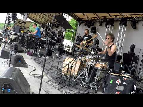 Jojo Mayer & NERVE 2018-06-09 Disc Jam Stephentown NY