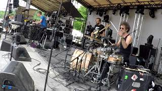Jojo Mayer NERVE 2018 06 09 Disc Jam Stephentown NY