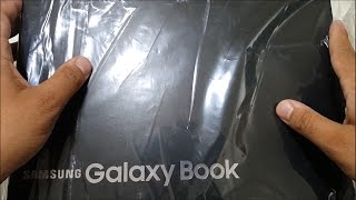 """Samsung Galaxy Book 12 Unboxing! """"In Depth"""" Part 1"""