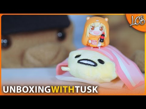 Loot Anime DELICIOUS Crate - Unboxing with Loot Crate: Episode 140