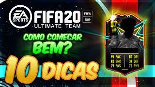 Como começar BEM no ULTIMATE TEAM do FIFA 20 - 10 DICAS PRA COMEÇAR O ULTIMATE TEAM