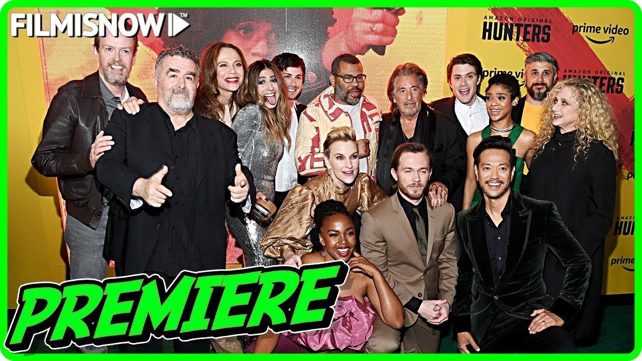 HUNTERS | World Premiere