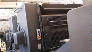 HEIDELBERG SPEEDMASTER SM 102-2 P