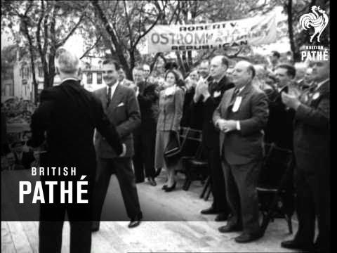 Dewey Challenges Truman (1948)