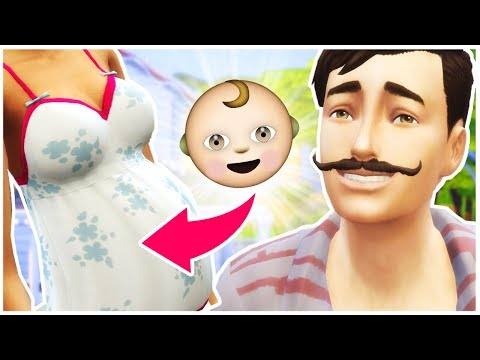 WE'RE HAVING A BABY!!! Let's Play The Sims 4 [Part 15 ]