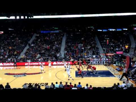 Chicago Bulls vs Atlanta Hawks | Tipoff | 12/22/2012 | NBA Season 2012/13