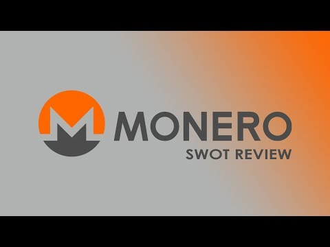 Monero (XMR) | The Top Privacy Cryptocurrency? Fundamental Analysis with SWOT review