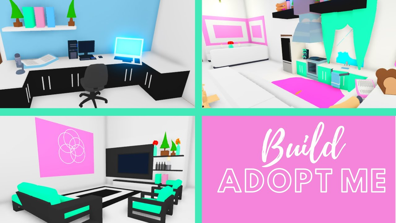 Adopt Me Speed Build Adopt Me Building Hacks Adopt Me Living