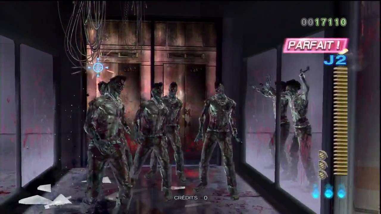 The House Of The Dead 4 Full Gameplay Ranking Mode Youtube