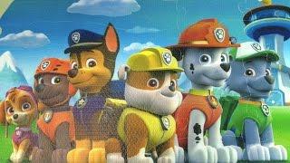 Пазлы Щенячий Патруль puzzle paw patrol