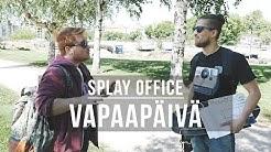 Splay Office: Vapaapäivä