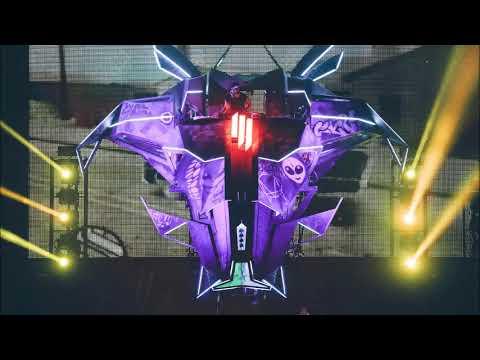 Skrillex Intro (Red Rocks Amphitheatre 2014)