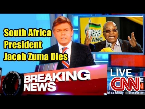 South Africa President Jacob Zuma Dies at 74