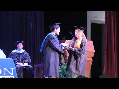 2015 Sampson Community College Graduation Ceremony