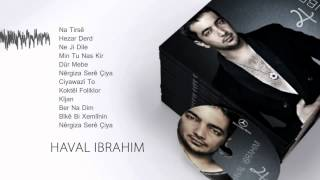 Haval Ibrahim New Album 2012